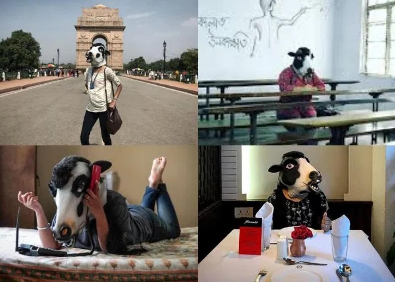 क्या भारत में महिला के बजाय गाय बन कर जीना ज़्यादा सुरक्षित है ?