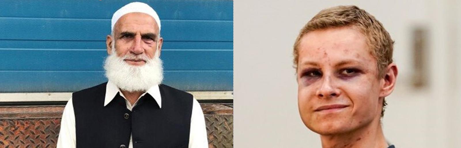नार्वे की मस्जिद में आतंकी हमला नाकाम करने वाले 65 वर्षीय बुज़ुर्ग मोहम्मद रफ़ीक़ को एक हीरो की तरह सम्मान दिया जा रहा है।