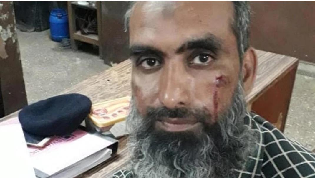 मज़हबी शिनाख्त की वजह से बड़ोदरा में मुस्लिम कांस्टेबल की पिटाई।