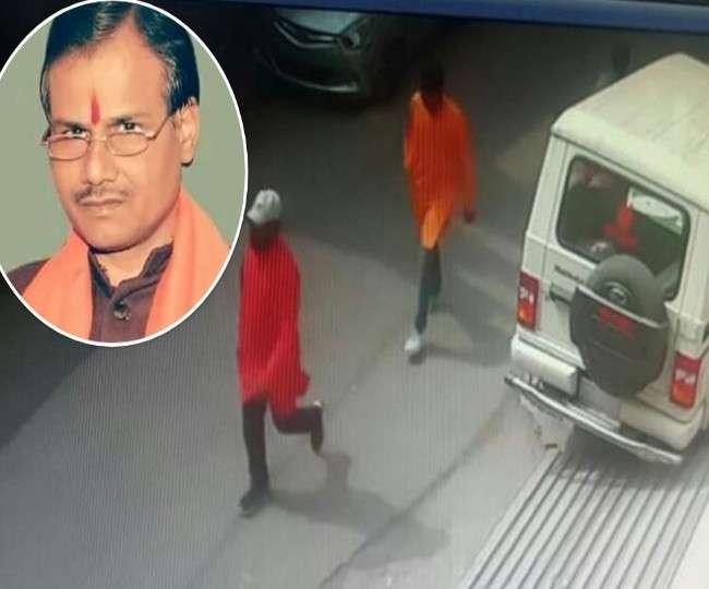 कमलेश तिवारी हत्याकांड के कथित दोनों मुख्य आरोपियों को गुजरात ATS ने गिरफ्तार किया।