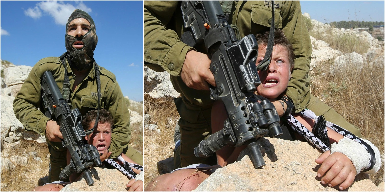 6,000 Palestinian children detained by Israel since 2015: NGO.