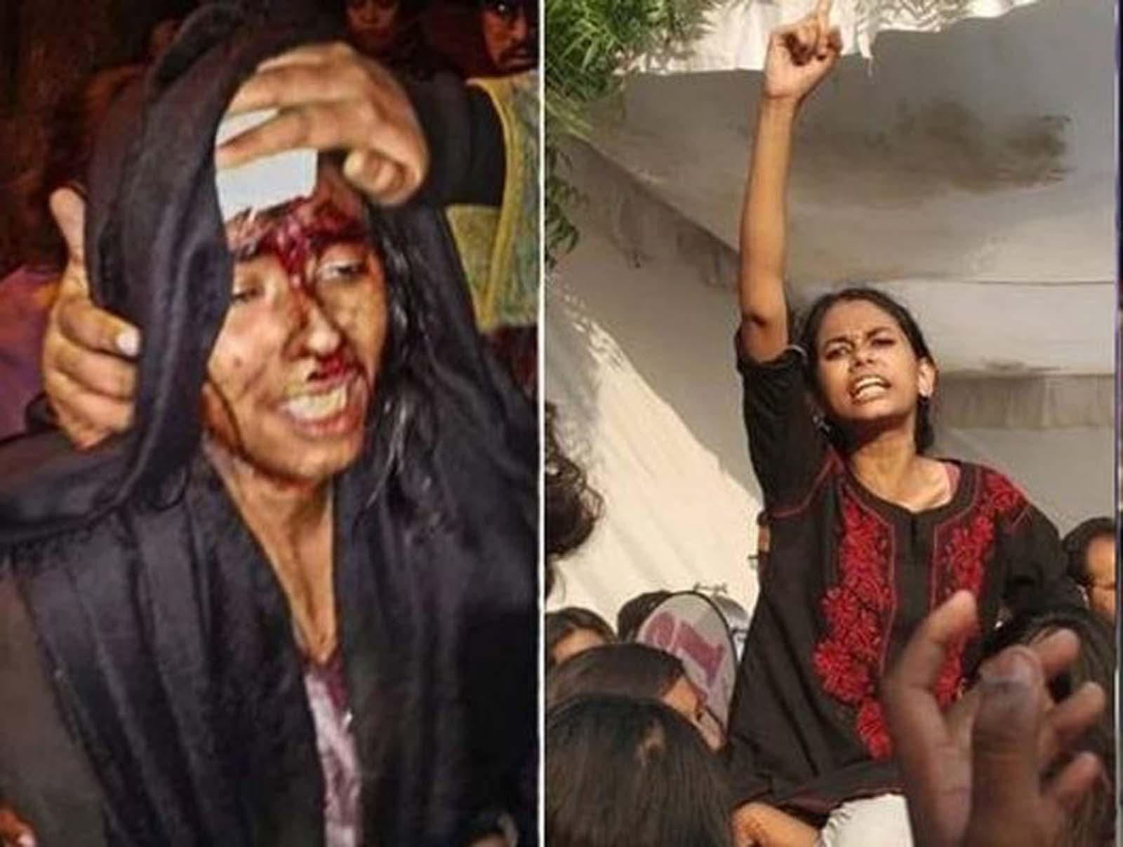 JNU छात्र संघ अध्यक्ष आइशी घोष की माँ ने कहा 'मुझे मेरी बेटी पर गर्व है !'