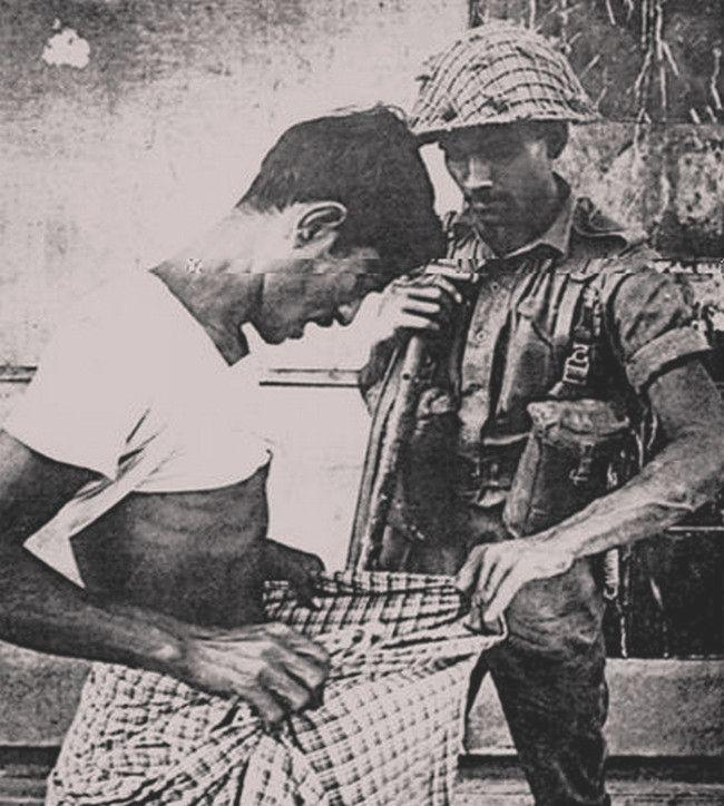 न्यू इंडिया में पत्रकारों की पेंट उतारकर धर्म चेक करने के बाद दंगों की रिपोर्टिंग की अनुमति ?