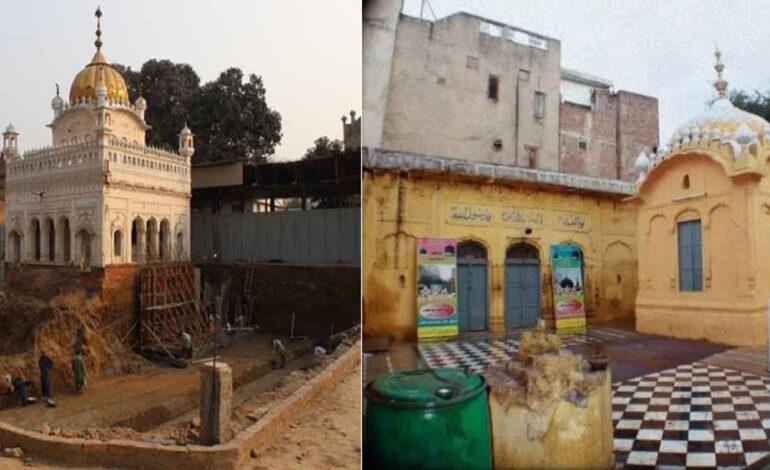 पाकिस्तान देश भर के मंदिरों और गुरुद्वारों का पुनरोद्धार करेगा।