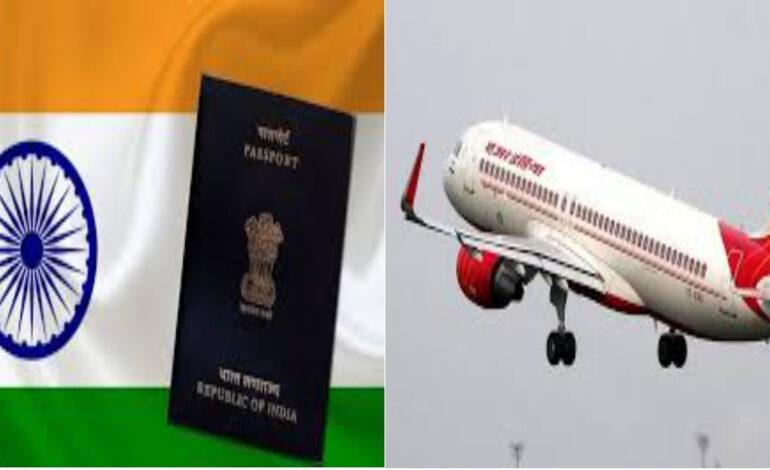 पिछले 5 सालों में 6.76 लाख से अधिक भारतीय अपनी नागरिकता छोड़ विदेशों में बसे।